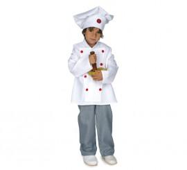 Disfraz de Cocinero tomates para niño