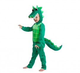 Disfraz de Cocodrilo para bebés y niños en varias tallas
