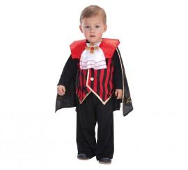 Disfraz de Conde Draculín para bebé
