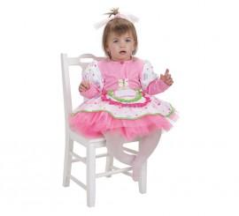 Disfraz de Cupcake para bebé
