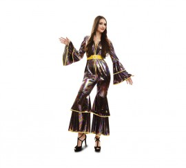 Disfraz de Disco Lady para mujer