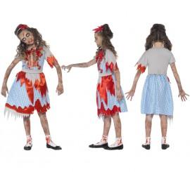 Disfraz de Dorothy Zombie en varias tallas