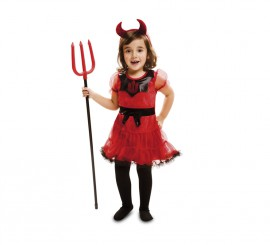 Disfraz de Dulce Diablesa para bebé y niñas para Halloween