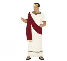 Disfraz de Emperador Romano Augusto para Hombre