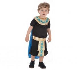 Disfraz de Faraón egipcio para bebé