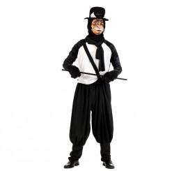 Disfraz de Gato Callejero Nemo para hombre