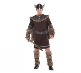 Disfraz de Guerrero Vikingo o Bárbaro para hombres