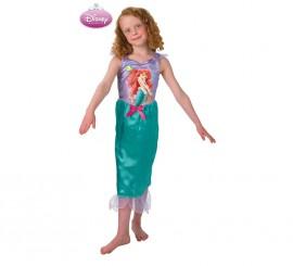 Disfraz de La Sirenita Ariel para niña