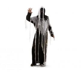 Disfraz de La Sombra para hombre talla M-L para Halloween