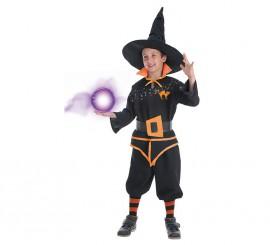 Disfraz de Mago Carolus para niño
