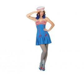 Disfraz de Marinera para mujeres en varias tallas