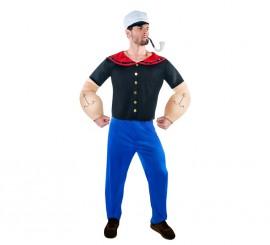 Disfraz de Marinero forzudo para hombre