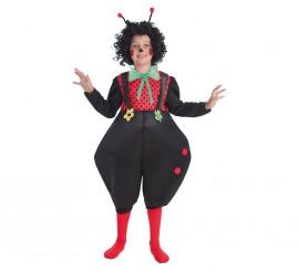 Disfraz de Mariquita para niño