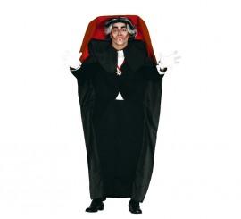 Disfraz de Vampiro en Ataúd