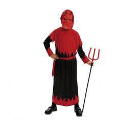 Disfraz de Monstruo Demoniaco para niños en varias tallas para Halloween