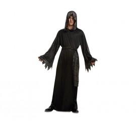 Disfraz de Muerte Óbito para hombre talla M-L para Halloween