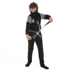 Disfraz de Ninja Roseta para niño