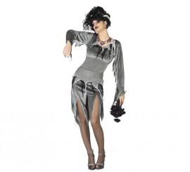 Disfraz de Novia Zombie para mujer en varias tallas para Halloween