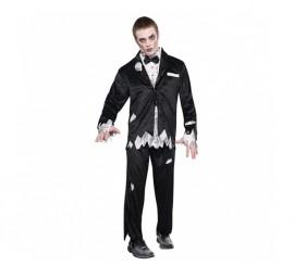 Disfraz de Novio no muerto para hombres en varias tallas para Halloween