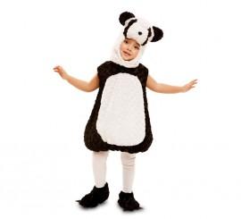 Disfraz de Panda de Peluche para niños