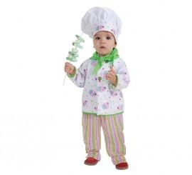 Disfraz de Pastelero Cupcake para bebé