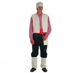 Disfraz de Pastor de Borreguito para hombre