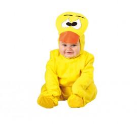 Disfraz de Patito Amarillo para Bebés de 12 a 24 meses