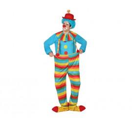 Disfraz de Payaso para hombres en varias tallas