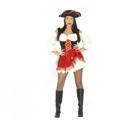 Disfraz de Pirata Charlotte sexy