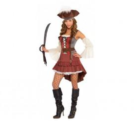 Disfraz de Pirata elegante para mujeres