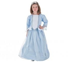 Disfraz de Princesa Celeste para niña