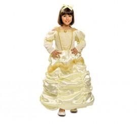 Disfraz de Princesa Rococó para niña