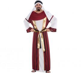 Disfraz de Príncipe del Sahara para hombres en talla estándar M-L
