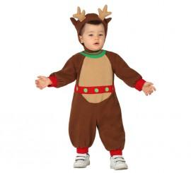 Disfraz de Reno para bebés