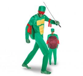 Disfraz de Reptil Ninja para hombre