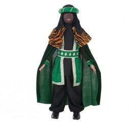 Disfraz de Rey Baltasar para niño