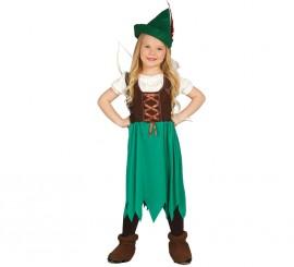 Disfraz de Robin Girl en varias tallas