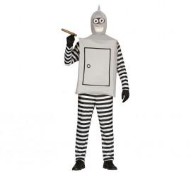 Disfraces para adultos tienda online env os en 24h - Grand master robot de cocina 24h ...