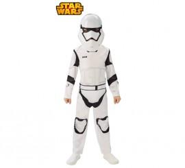 Disfraz de Stormtrooper de Star Wars para niño