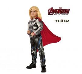 Disfraz de Thor deluxe de Los Vengadores 2 para niño
