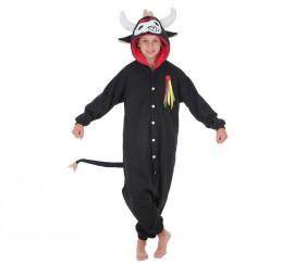 Disfraz de Toro divertido para niño