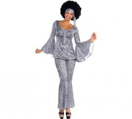 Disfraz Disco Hippie Dancing Queen para mujer