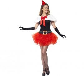 Disfraz o Kit de Mamá Noel sexy para mujer