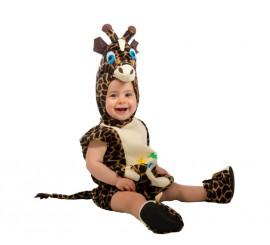 Disfraz o Pelele de Jirafa para bebés de 10 meses