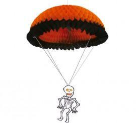 Farol con Esqueleto paracaidista de 55 cms