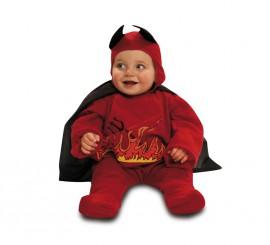 Disfraz de Diablillo Rojo para Bebés de 7 a 12 meses