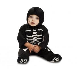Disfraz Esqueleto para Bebés de 7 a 12 meses para Halloween