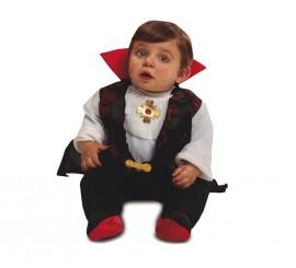 Disfraz de Drácula para Bebé de 7 a 12 meses para Halloween