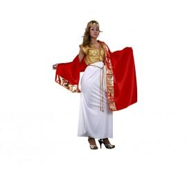 Disfraz de Emperatriz Romana para mujer talla M-L