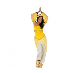 Disfraz de Princesa Árabe para mujer talla M-L